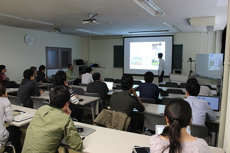 2017.05.09CRiED研究部門セミナー写真